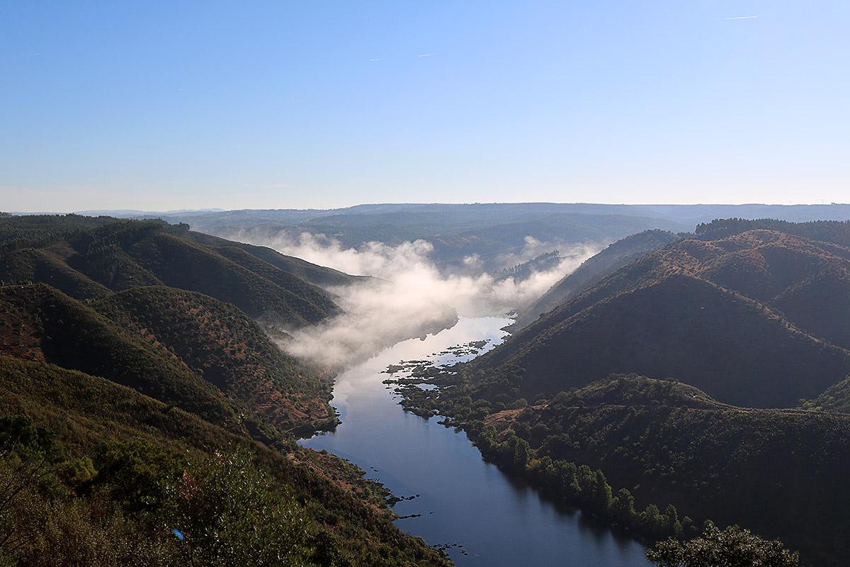 O vale do Tejo em todo o seu esplendor