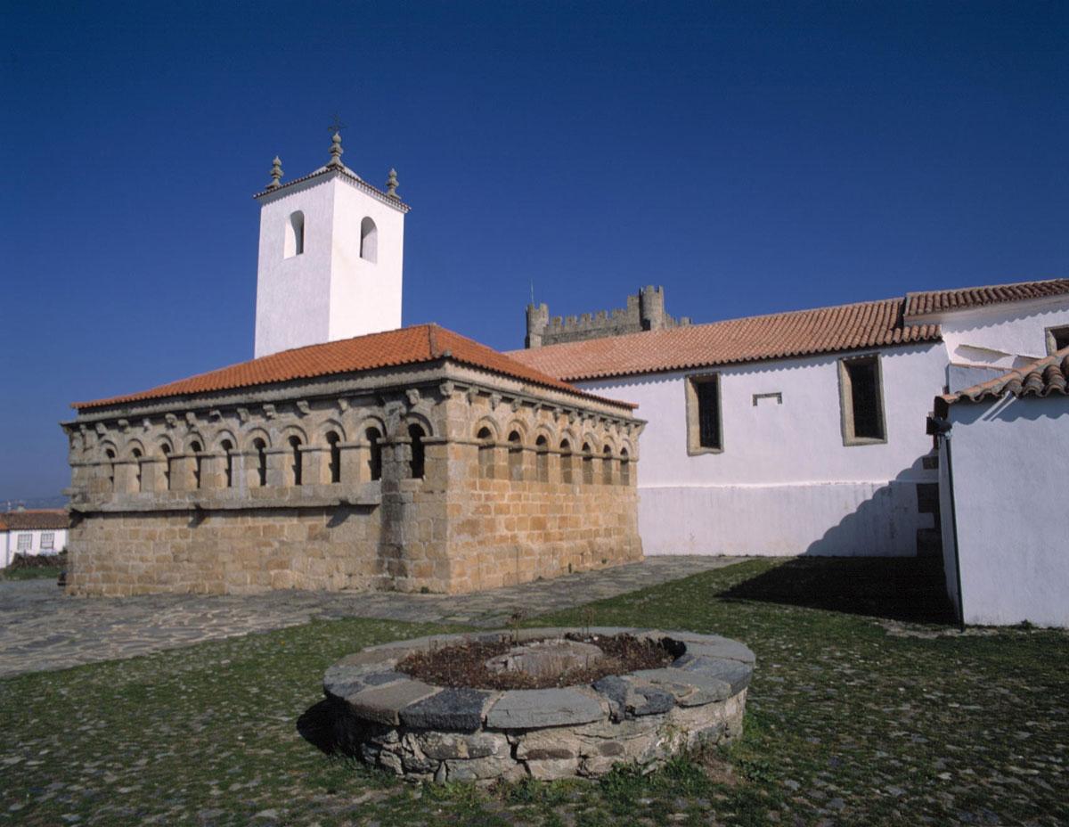 domus municipalis na cidadela de Bragança