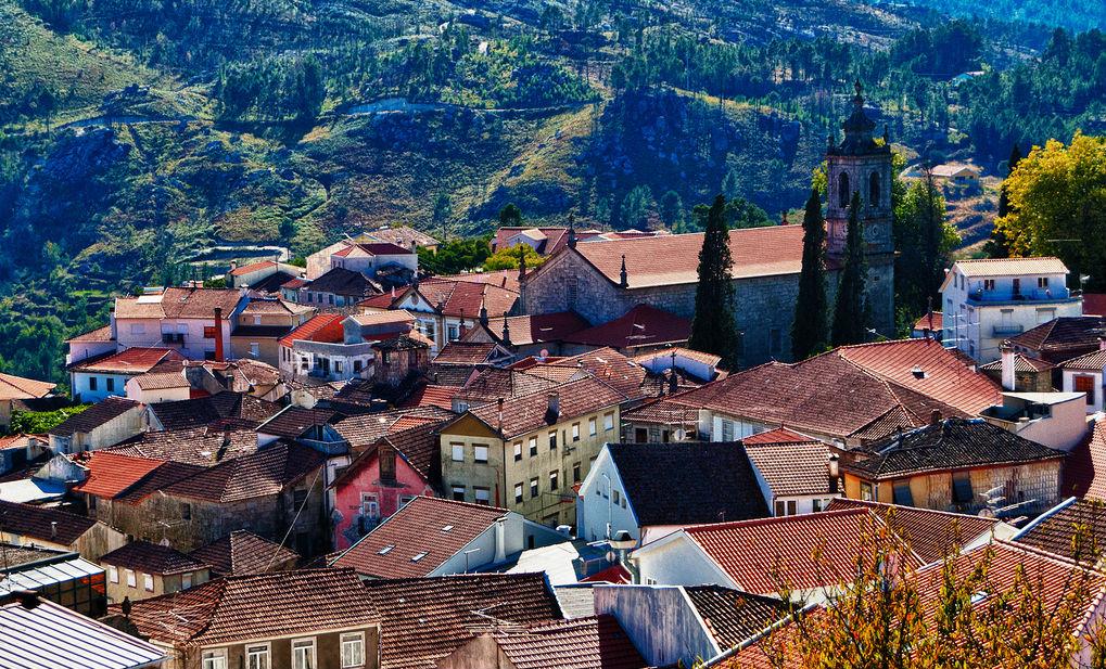 Castro Daire, Serra de Montemuro