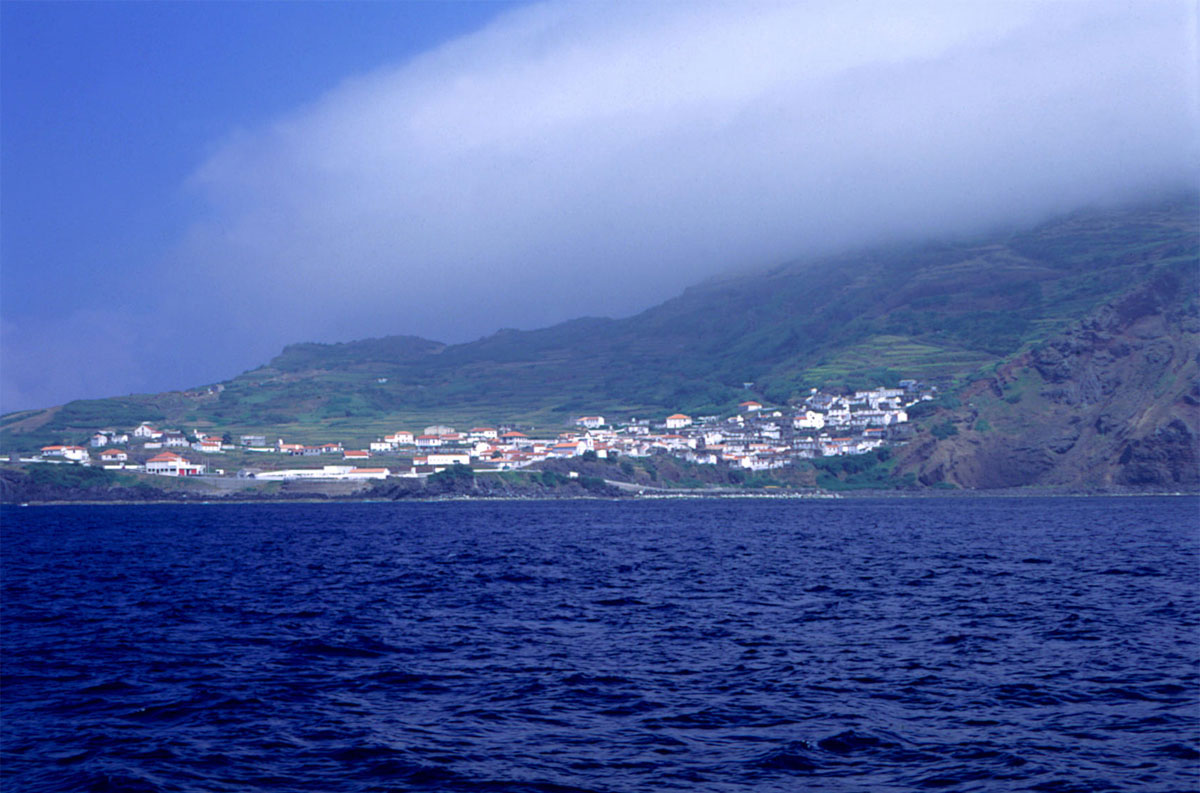 ilha do Corvo