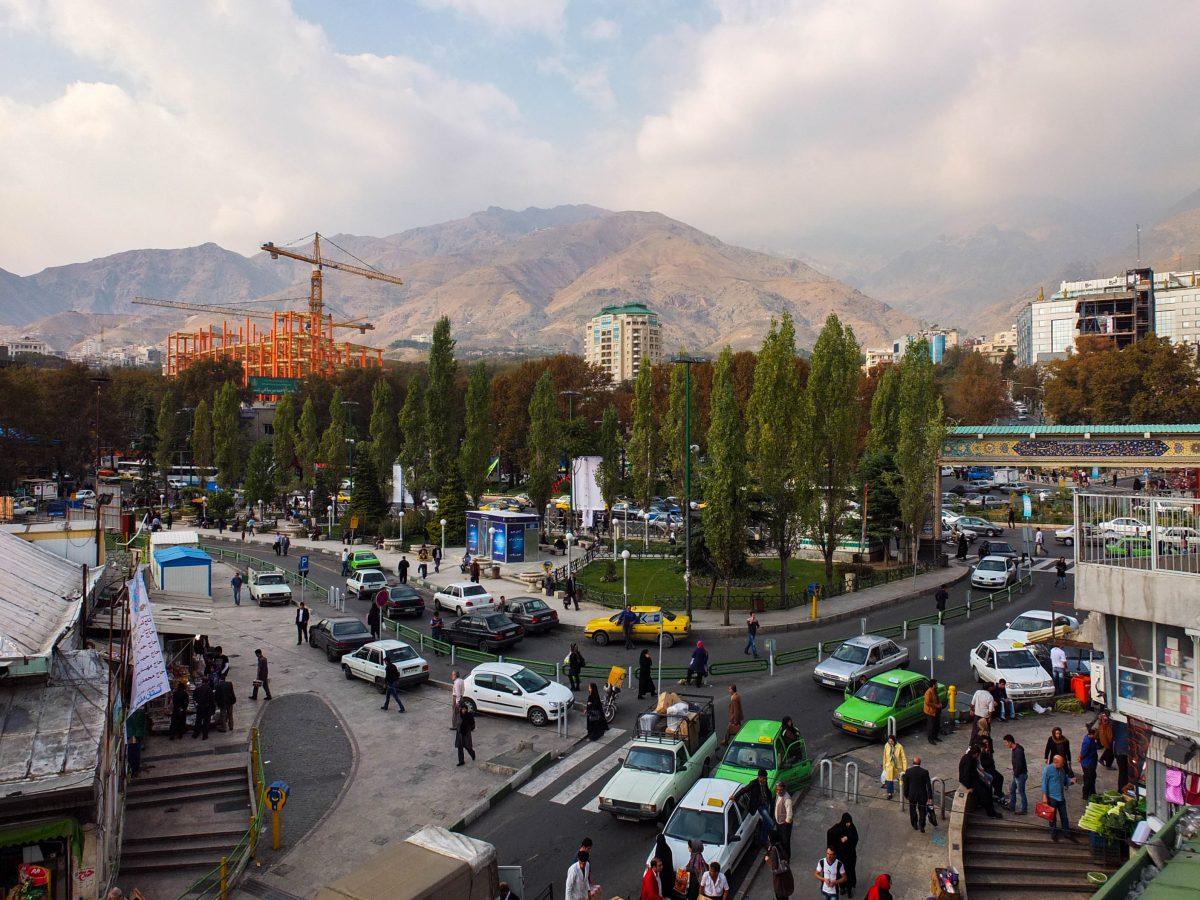In Tehran, Iran