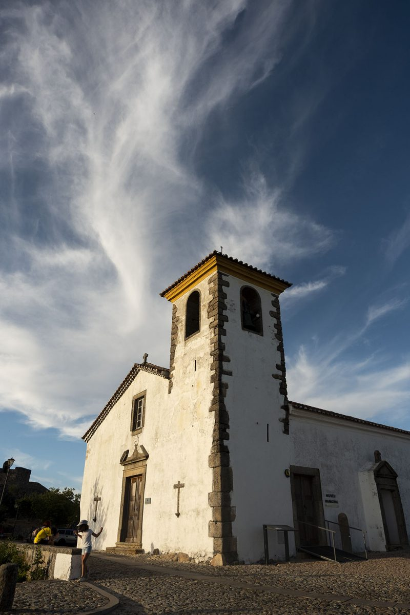 In Marvão, the sacred and the profane