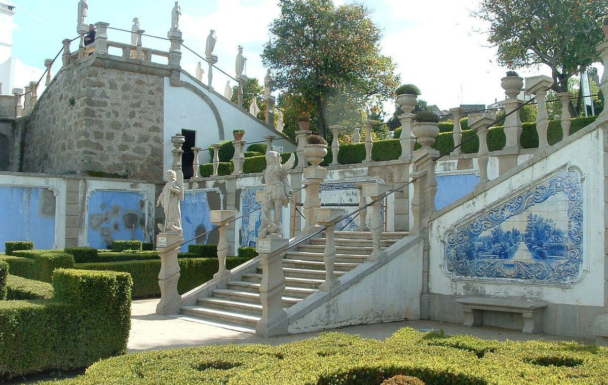 Jardins do Paço Episcopal
