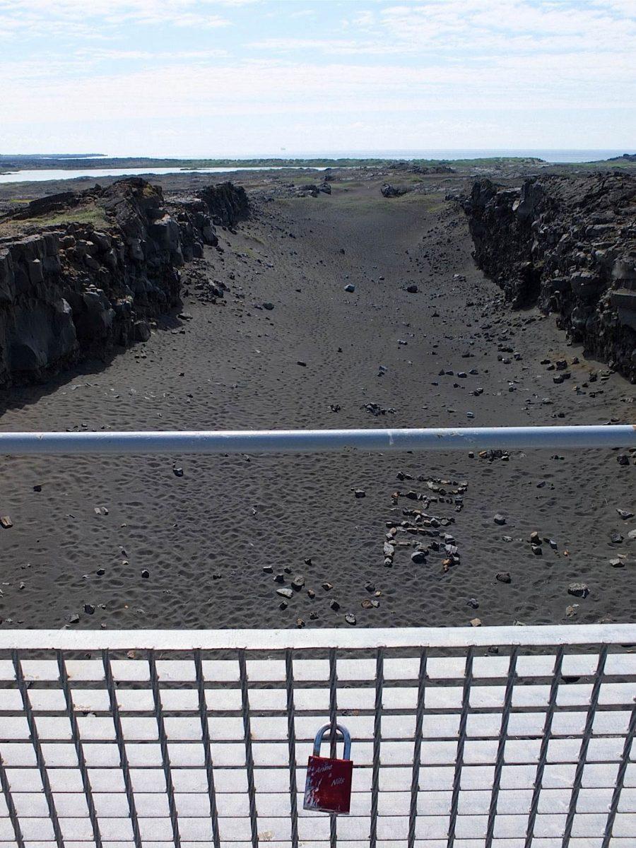 the tectonic fault