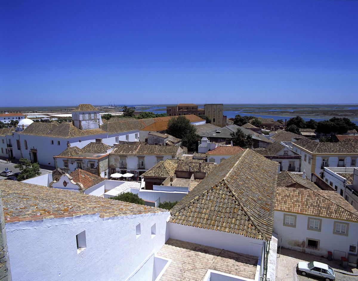 Centro histórico de Faro