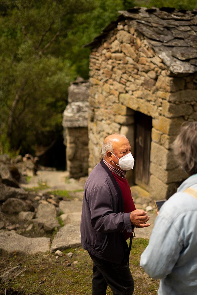 Em Moimenta, Vinhais, os moinhos comunitários