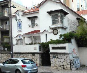 Museu Bordalo Pinheiro, no Campo Grande