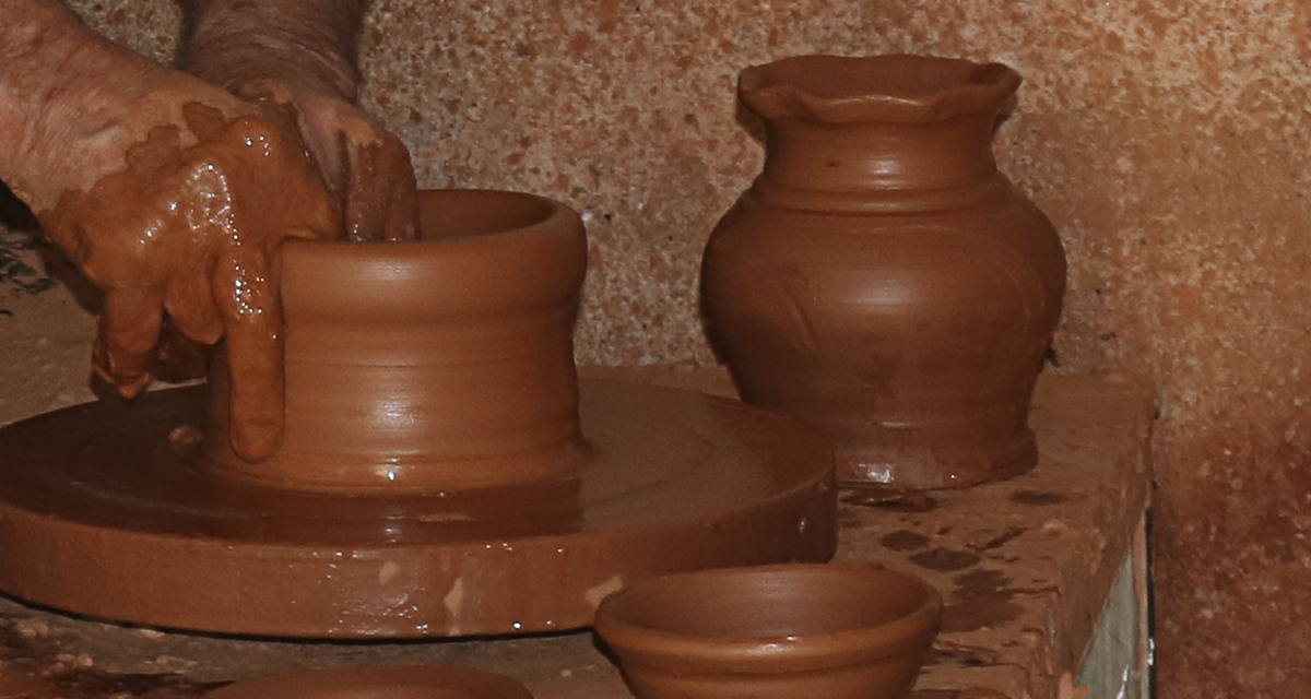 Olaria tradicional de Redondo