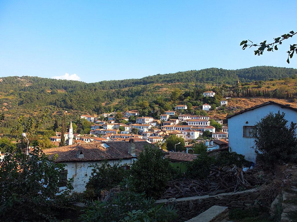 Sirince: uma aldeia em socalcos