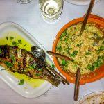 Gastronomia tradicional em Belver