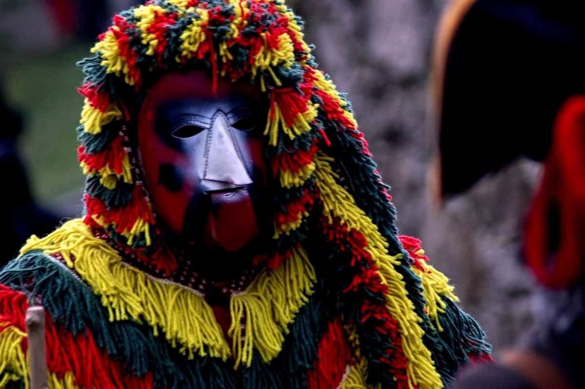 A máscara e o rabo