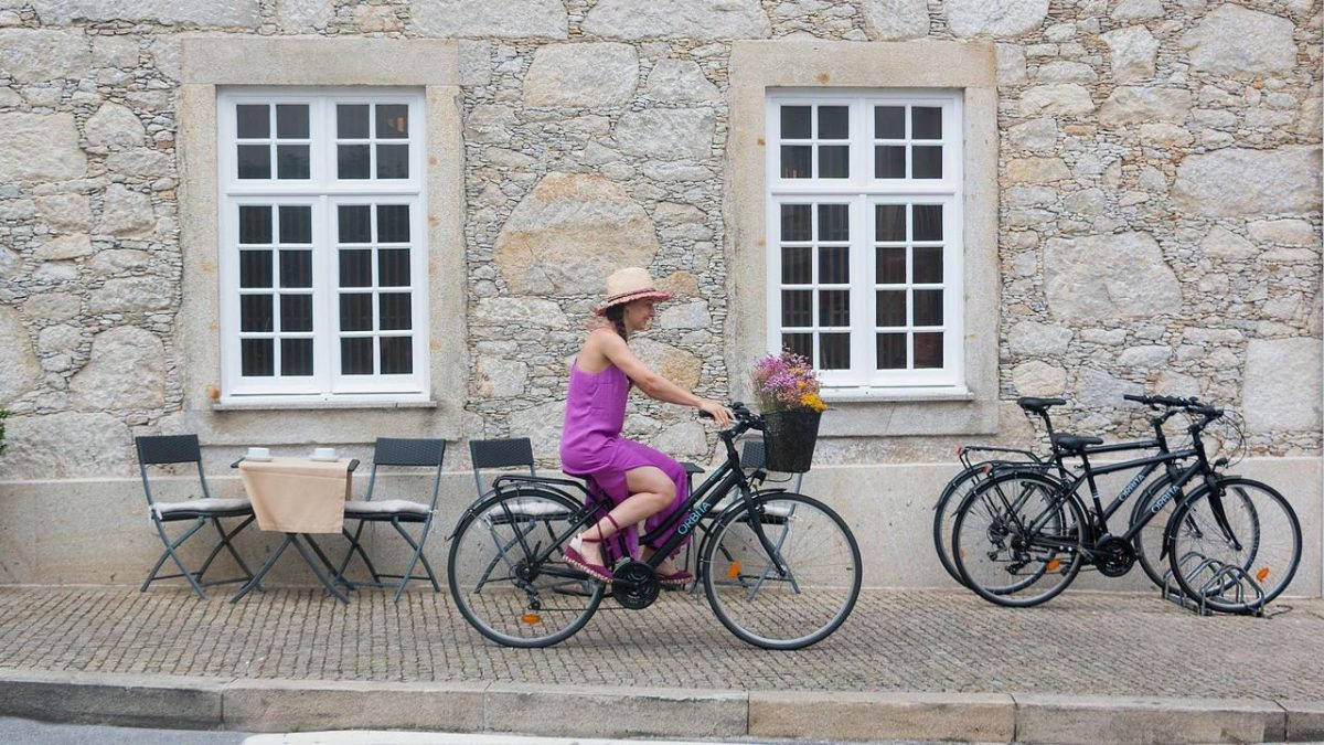 Um hotel pet friendly e bike friendly